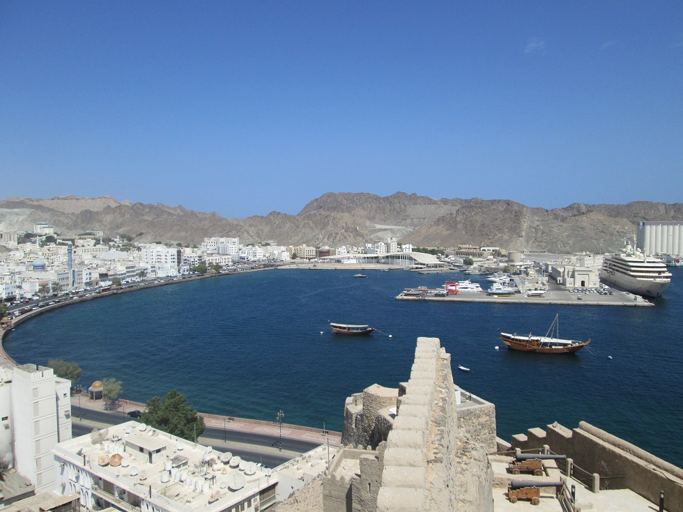 3 Days In Muscat Capital City Of Oman Meczek Travel Blog